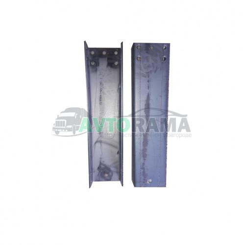 Купить комплект задних удлинителей рамы Газель длинна 500 мм в Нижнем Новгороде