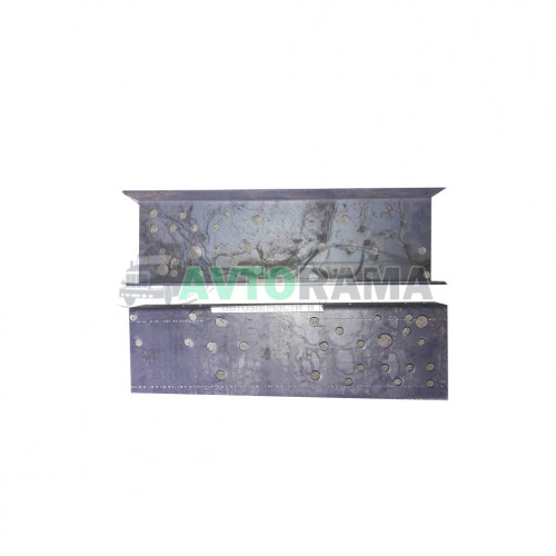Купить Усилитель рамы ГАЗ-3302 №3 под переднюю серьгу задней рессоры в Нижнем Новгороде